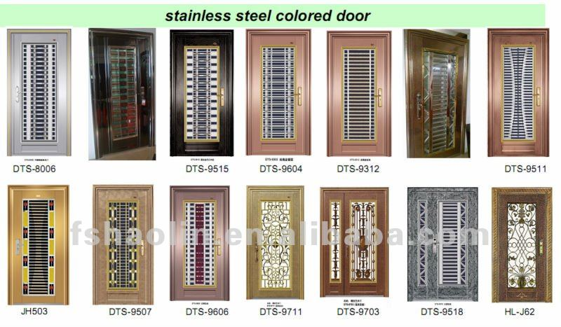 Indian house main gate designs jh544 buy stainless steel for Entrance door design for flats