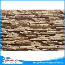 Low price light weight rustic stone wall cladding
