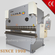 ANHUI DASHENG WF67Y wc67k series hydraulic bending machine digital control