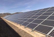 5Kw 2014 good price single axis solar tracking system Solar Panel Price India