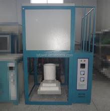 Large auto-lift bottom loading ceramic glass melting frit furnace