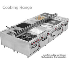 2015 Hot Sale Gas Cooking Range