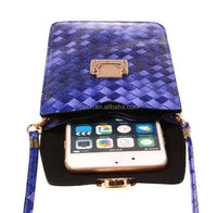 cell phone leather case / pouch