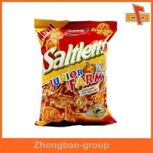 Creative Designed Back Sealed Plastic Pouch for wholesale