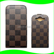 Hard Back Cover Case PC+ PU Leather Back Cover Cell Phone Case For Samsung Galaxy S3 i9300
