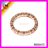 Making Charge For Gold Jewellery Fashion Rose Gold Diamond Eternity Wedding Bad Rings