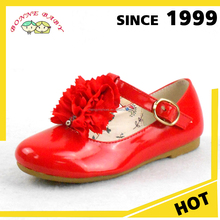 colorful flat ballet princess shoes for girls,wedding dressing flat heel for baby girl