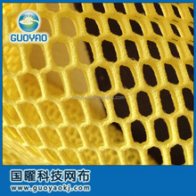 polyester mesh fabric, 3D spacer mesh for shoes and apparel