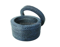 Graphite gland packing ring