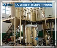 Xinhai Gold Desorption Electrolysis System , Gold Mineral Machine