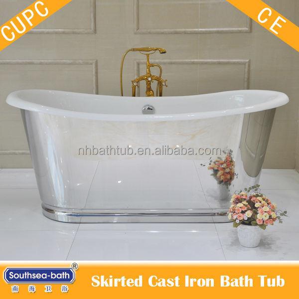 French Bateau Cast Iron Freestanding Bathtub Buy French Bateau Bathtub Cast
