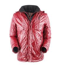 hot slim fit men's jacket leather jacket in sialkot 2015