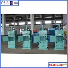 Waste Paper Scrap Baling Press Machine with Single Compression