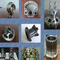 5 ejes piezas mecanizadas