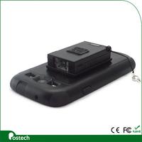 MS3392-M wireless handheld qr code scanner, 2D bar code reader attach to phone, smartphone bluetooth barcode scanner