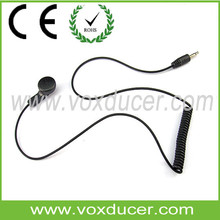 Wired Walkie Talkie Retractable Headset/Customzied Headset for Mobile Phone