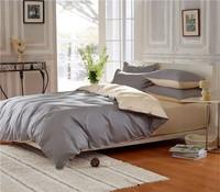sheet flat fitted cheap stripe sateen 4pcs set