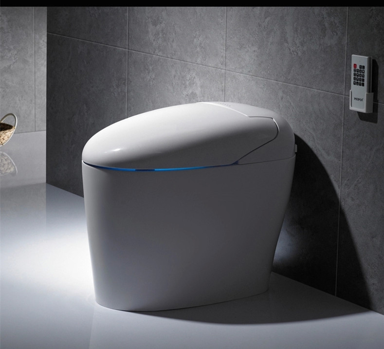 760z ceramic toilets with built in electronic bidet smart washlet advanced intelligent wc - Toilet with bidet built in ...