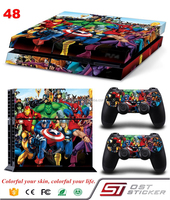 Video Game for PS4 Accessories skin sticker for PS4 console controller