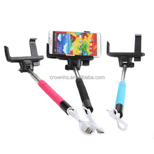2015 top grade selfie holder for iphone 6 more stronger than kjstar selfie monopod and mirror monopod