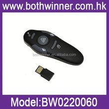 BW003 wireless slide changer laser pointer