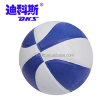Colored Rubber Basketball/Professional Rubber Basketball