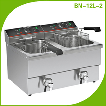 Kfc comerciales de pollo presión freidora( bn- 12l- 2)