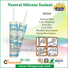 Tile adhesives neutral silicone sealant manufacturer(SGS,REACHE certificate)