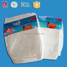 PE Film Nice Sleepy Baby Diaper Made in China