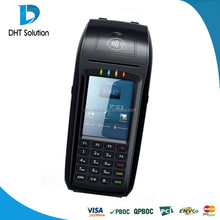 GPRS and WIFI portable POS with PCI 3.0 Certification(DTPOS396)