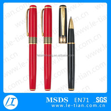 LT-Y1046 red roller pen, porcelain pen