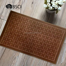 Rubber muslim prayer mat
