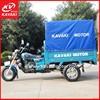 CG150/200 EEC Tricycle Tuk Tuk Three wheel Motorcycle Passenger Tricycle / Cargo Trike