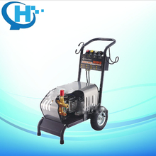 2000 PSI electric start high pressure washer hot water