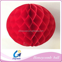"""New Frozen Favors And Gifts Invitations 8"""" Red Honeycomb Ball Paper Lanterns Decorations"""