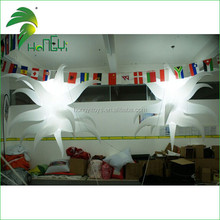 inflatable star with color changing led light/inflatable led twinkle light star/cheap inflatable led star for advertising