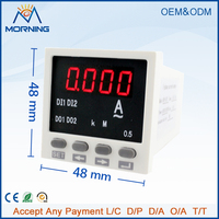 China Manufacture Economical Digital ammeter Single-phase Ampere Meter