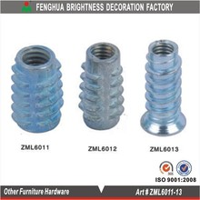 Factory direct sale furniture connecting screws, furniture screws connecting bolts
