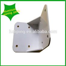 de metal de la pared de montaje soportes para toldo