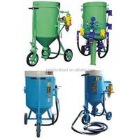 Portable Sand Blasting Machine/Small Sand Blasting Machine/sandblast machine
