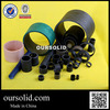 OURSOLID high load ultimaker slide oilless self lubricating PTFE bushing made in zhejiang