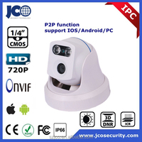 ONVIF 720P ip camera hd ip camera with p2p function lens 6mm h.264