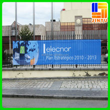 Large Format Mesh Banner, Wall Wrap, Fence Wrap
