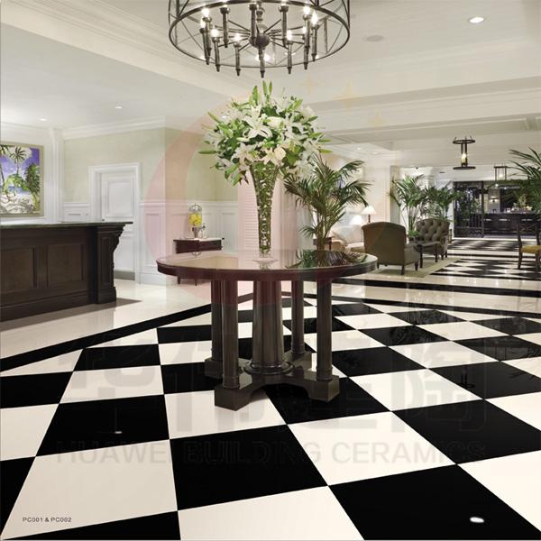 Thin ceramic tiles
