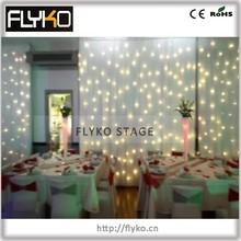 furnace curtains ceramic fiber cloth led star cloth curtain