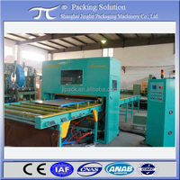 Automatic Door/Panel/Board Stretch Wrapping Machine GG1200, PVC Pipes Wrapping Machine