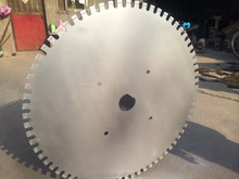 "China manufacture 39""/1000mm Asphalt & Green Concrete Cutting Diamond Saw Blades"