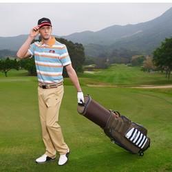 Lighter golf travel bag