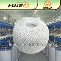 0.5s-25s hilados de algodón reciclado de algodón mezcla de poliéster de algodón mezcla de viscosa