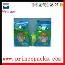 mosquito repellent band packaging bag ziplock bag